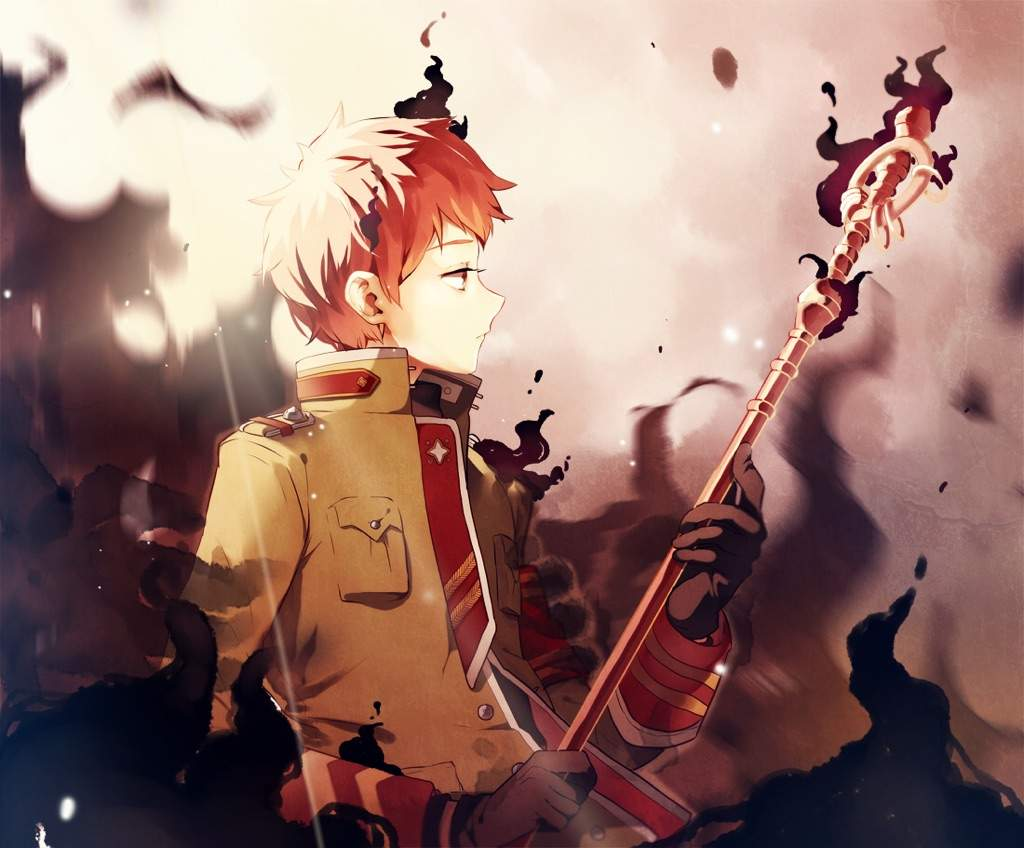 Why Renzo Shima Is The Best Character Blue Exorcist Amino