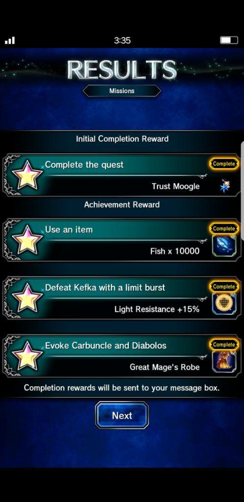 Kefka Done Final Fantasy Ffbe Amino