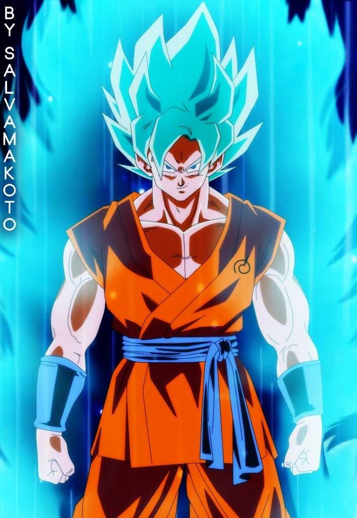 Muitas vezes Goku Blue | Wiki | Dragon Ball Oficial™ Amino GA08