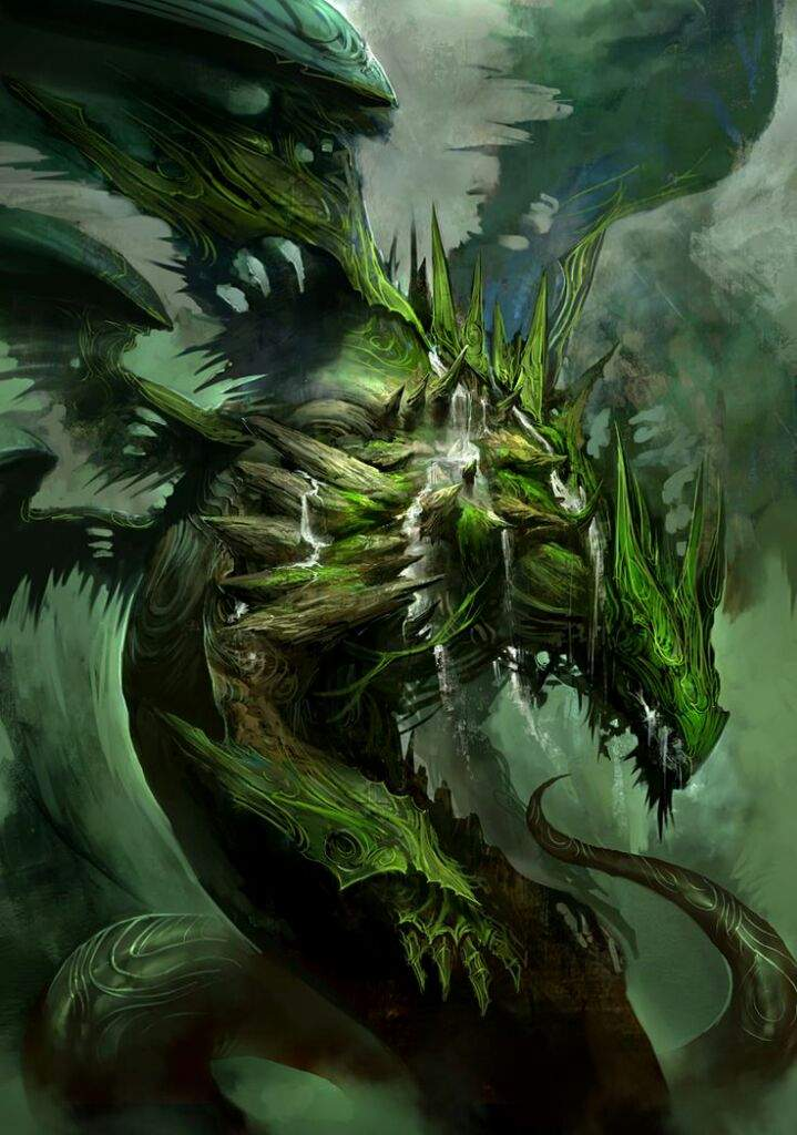 Earth Dragon: Mythical Times Amino