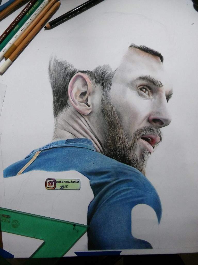 Lionel Messi  Art Amino