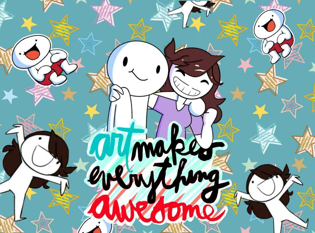 Jaiden And James Wallpaper The Animation Squad Amino