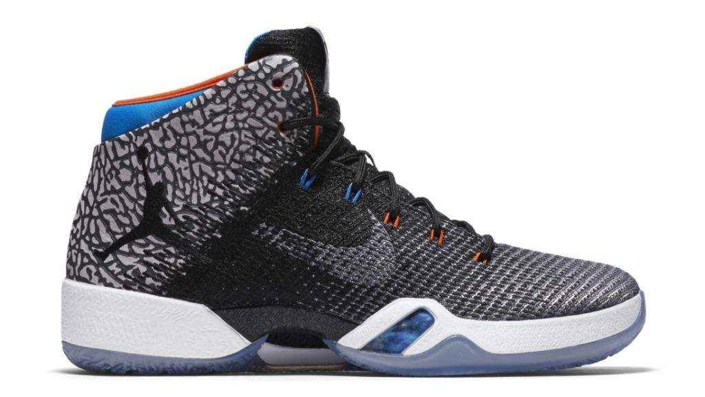 2dc7762902df A special edition of the Jordan 31s in honor of Russell Westbrook and his  record breaking triple double feat is releasing. Featuring black flyweave  at the ...
