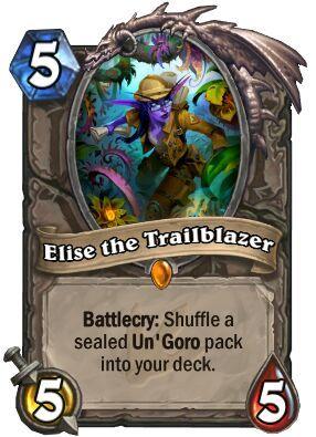 Elise The Trailblazer Worth Crafting