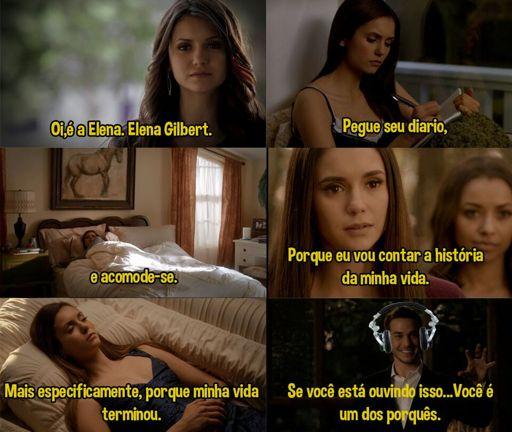 Frases Sybil The Vampire Diaries Ptbr Amino