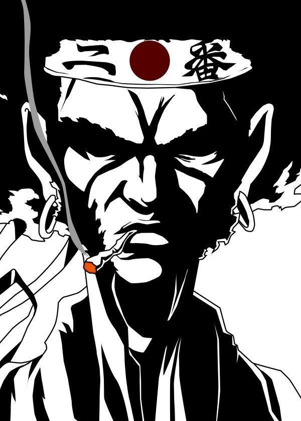 Afro Samurai Anime Amino