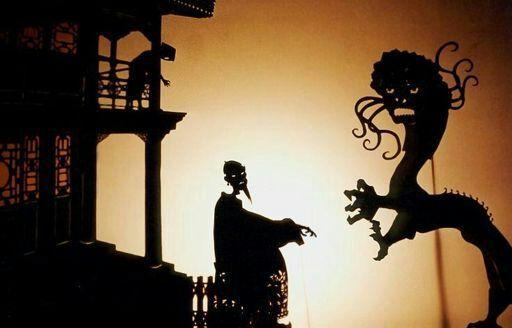 Teatro das Sombras, o Oricom Shohatsu, foi o criador do mangá