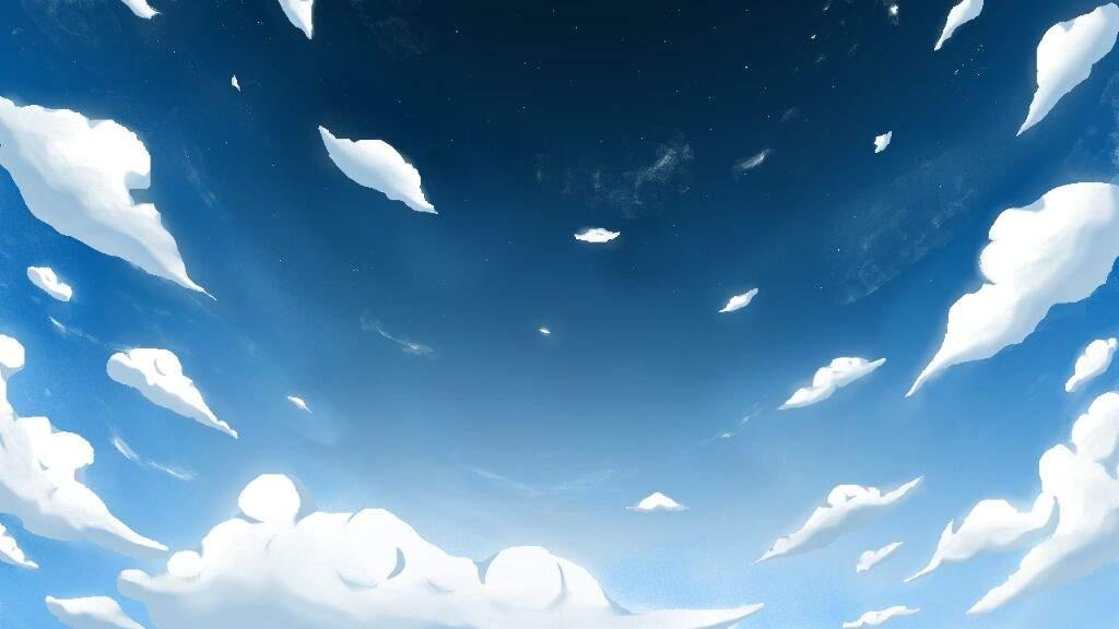 Dibujo De Un Cielo Dragon Ball Español Amino