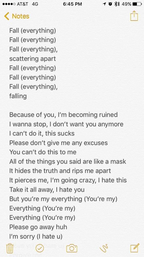 How To Make A Poem Using BTS Lyrics! | ARMY's Amino
