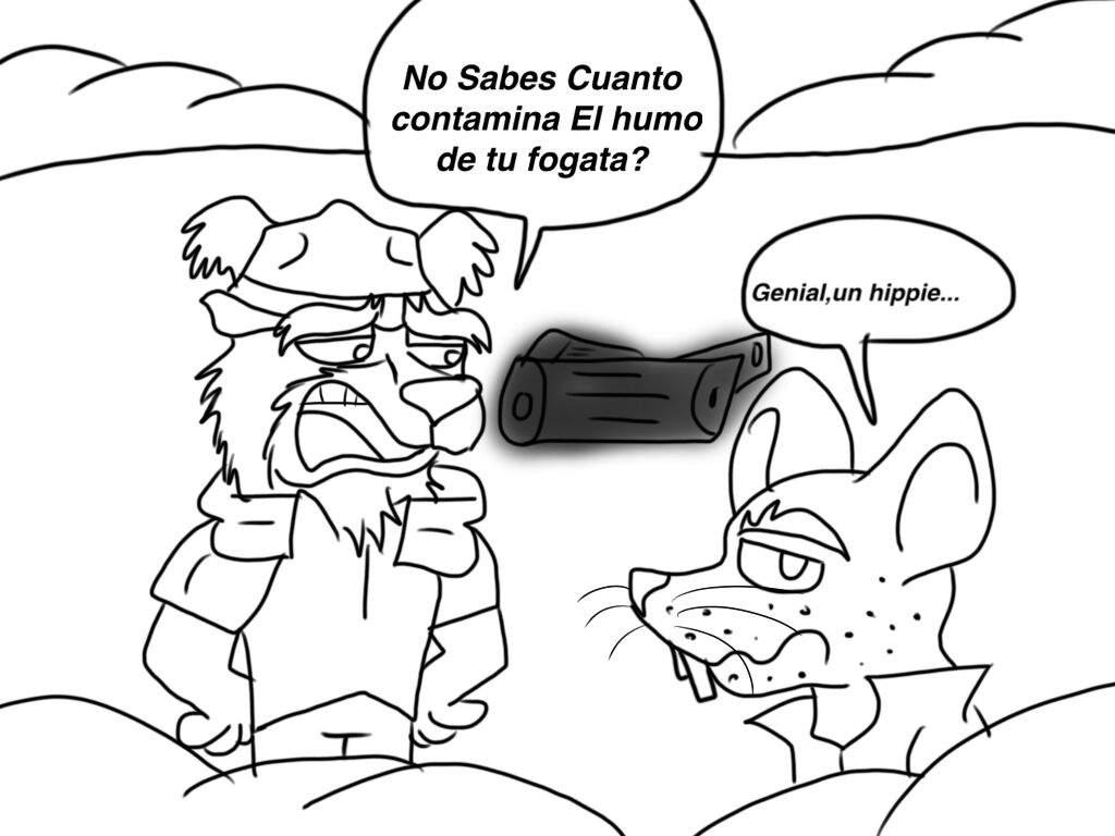 Comic Sobre El Medio Ambiente Furry Español Amino