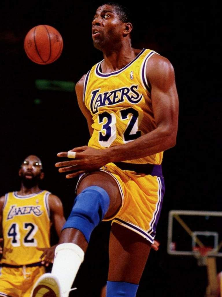 Why Magic Johnson is the greatest All Around player of All Time