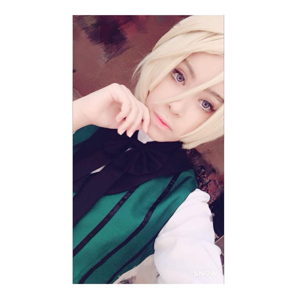 Alois trancy cosplay black butler amino i havent cosplayed him in awhile sooo here ya go biocorpaavc Image collections