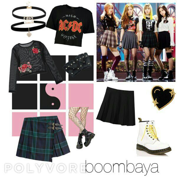 original blackpink inspired outfits 9