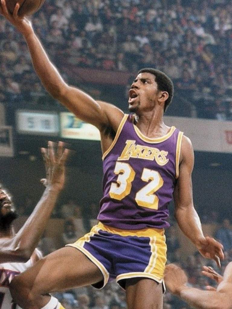 Why Magic Johnson Is The Greatest All Around Player Of All