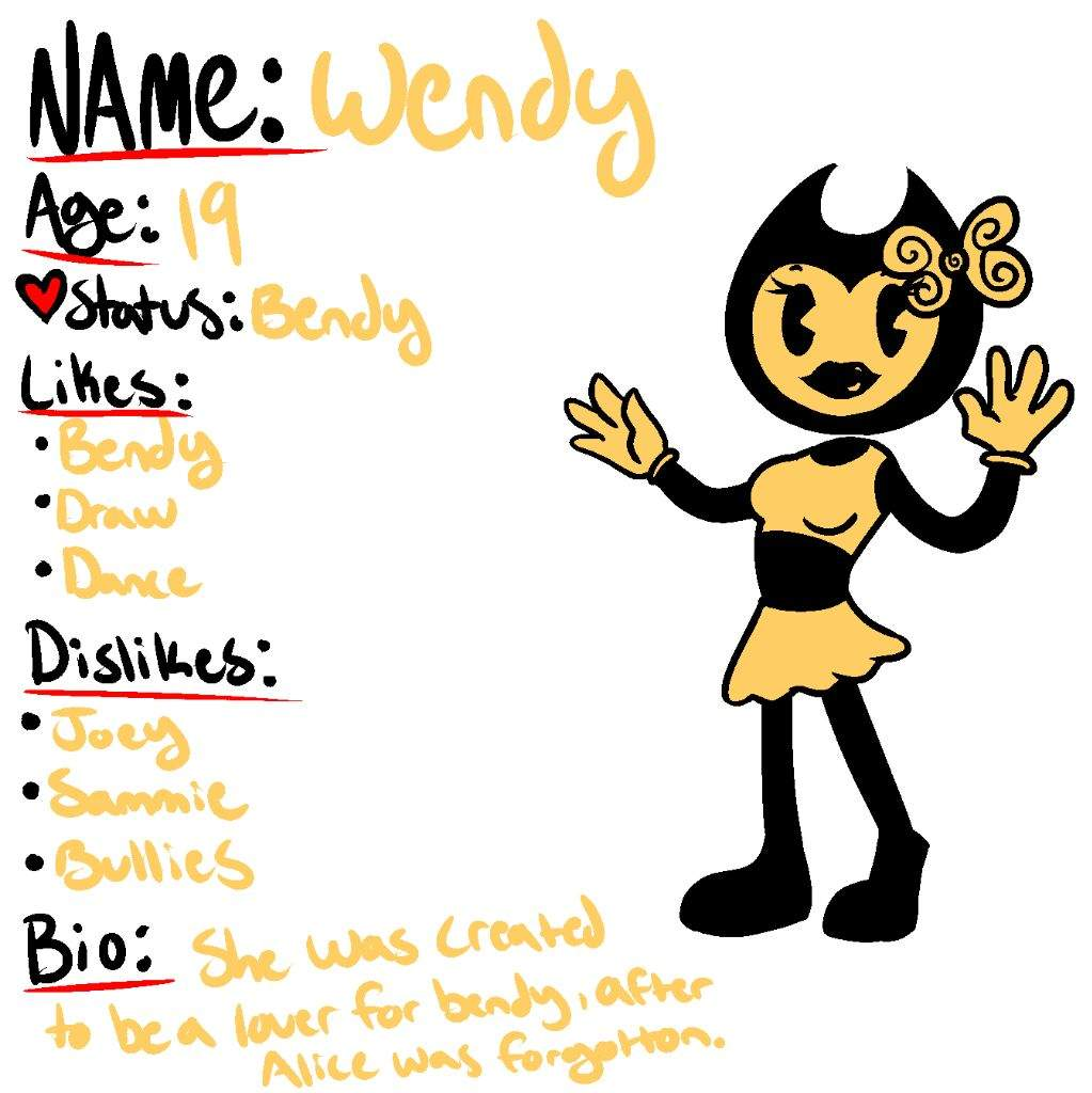 How To Make a BATIM OC Right! (PentaCat edition)   Bendy and