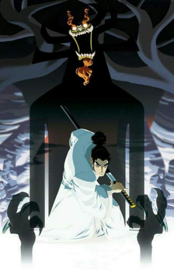Is samurai jack an anime