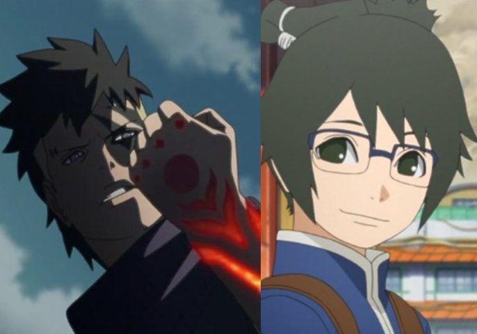 Resultado de imagen para kawaki iwabe