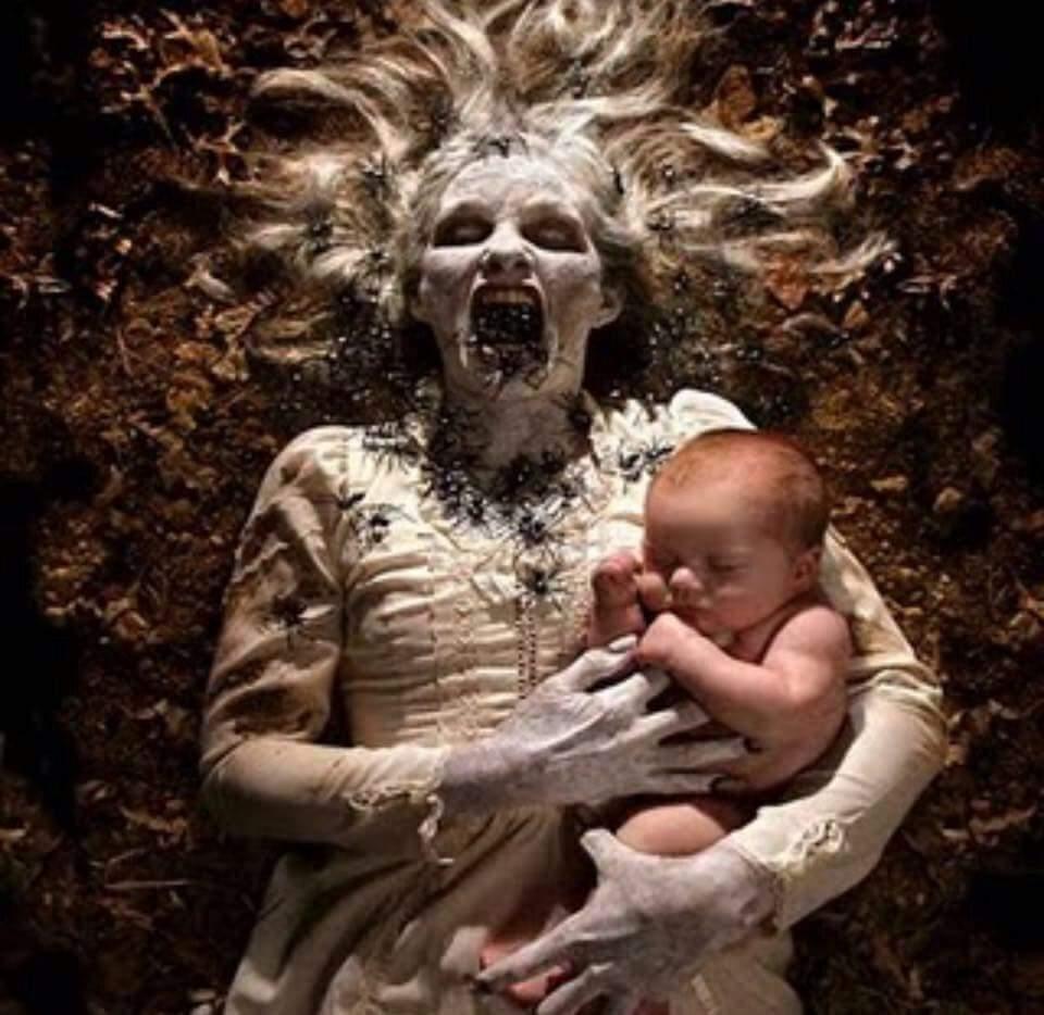 Las Brujas que roban bebés | Mundo Secreto Amino