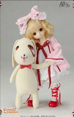 Resultado de imagen para dollfie rozen maiden