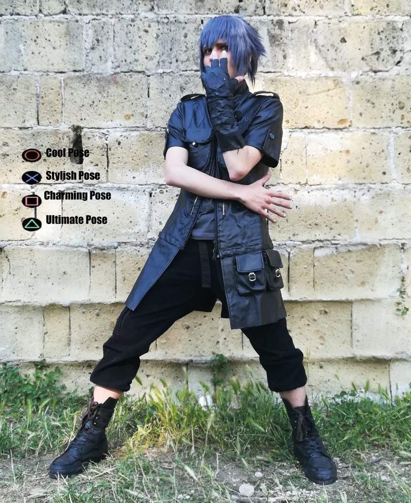 final fantsy xv noctis prompto ignis gladio cosplay amino
