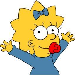 Maggie Simpson Wiki The Simpsons Amino