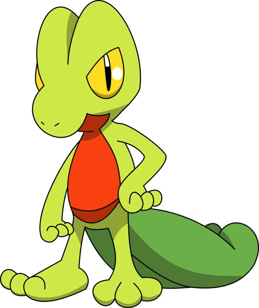 Man Is This Starter Great It Managed To Surpass Both Charmander AND Cyndaquil Becoming My Favorite Of All Time Plus Sceptile The Main