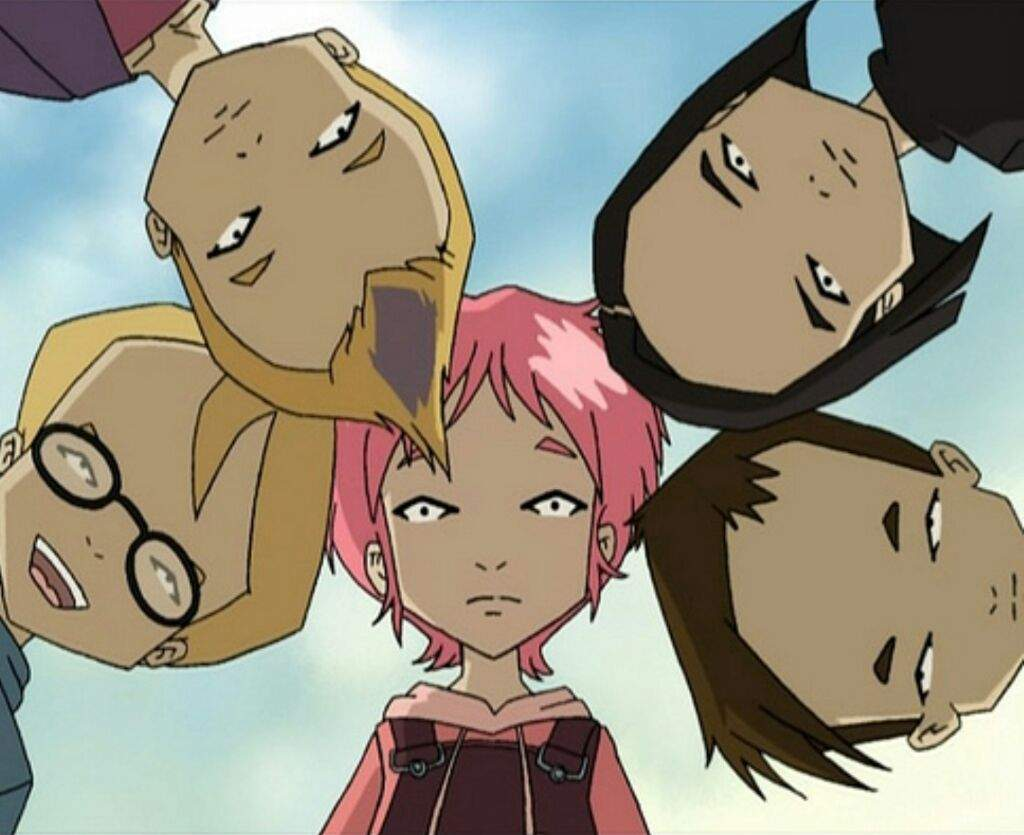 Lets look at where most anime is made most anime we watch is from japan and other parts of asia while code lyoko was a france animated cartoon that had