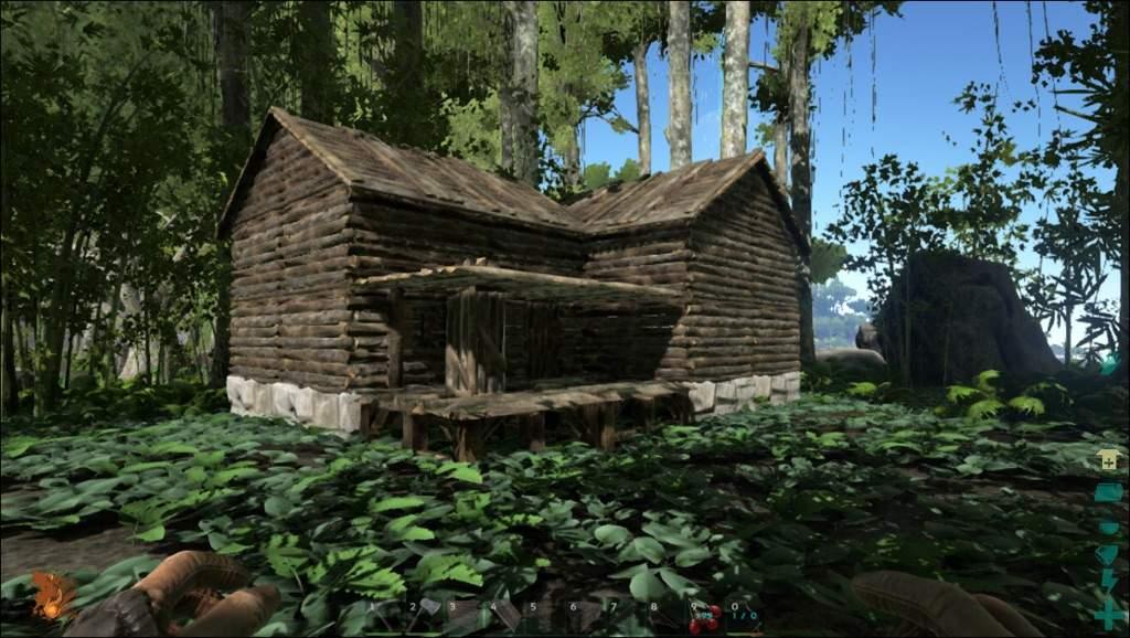 Beginners Guide To Ark Part 4 Building Wip Ark