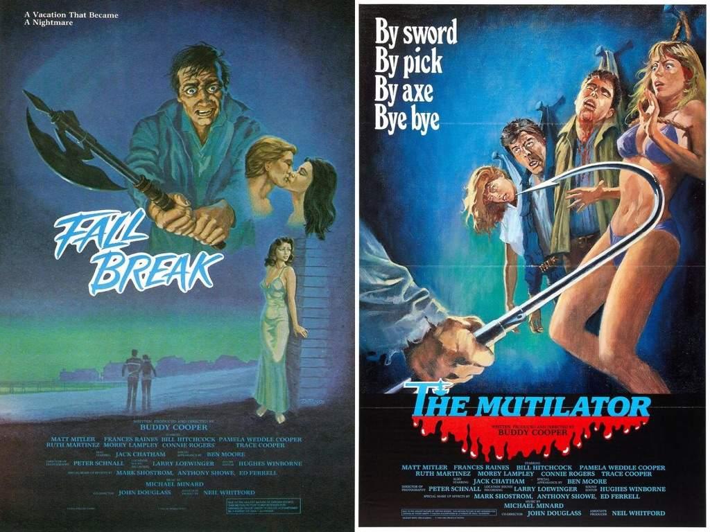 the mutilator classic slasher review horror amino
