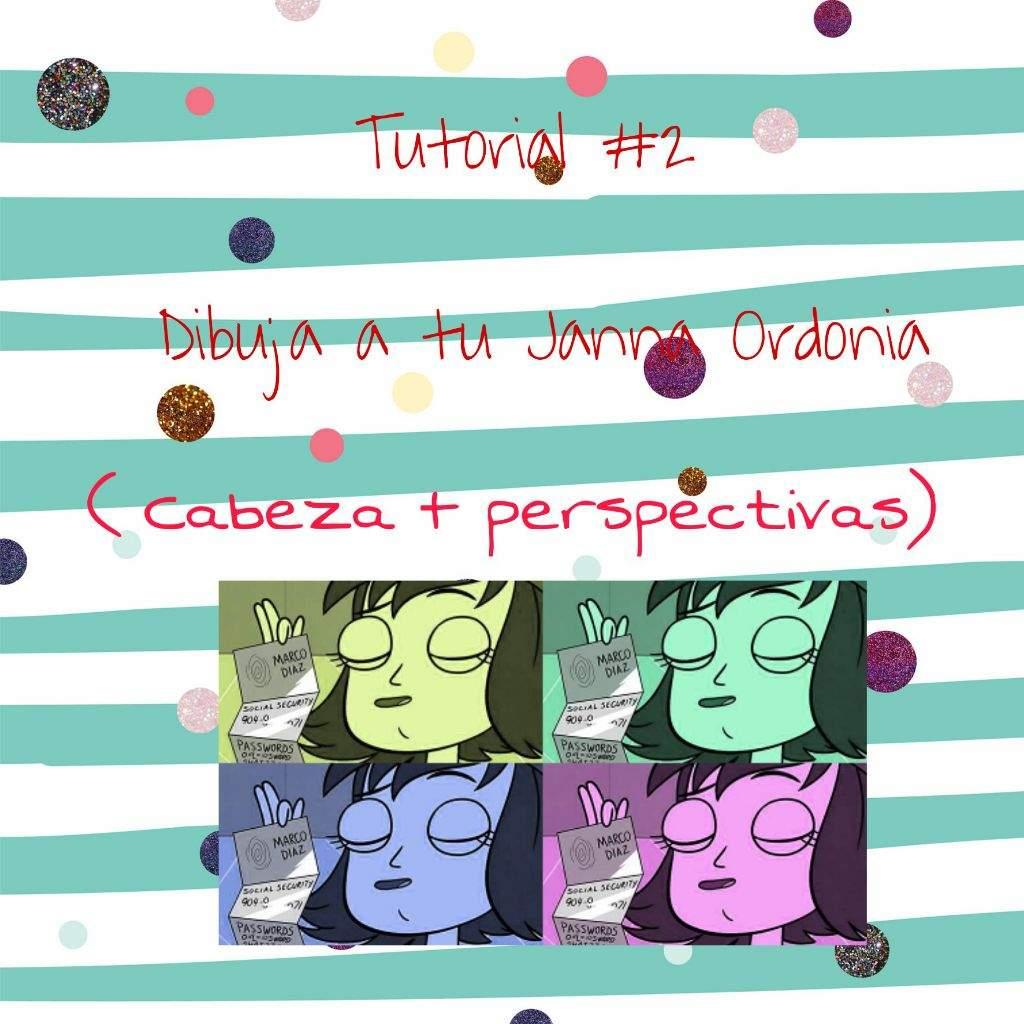 Tutorial #2 Dibuja a Janna parte 1   Star vs. Las Fuerzas Del Mal Amino