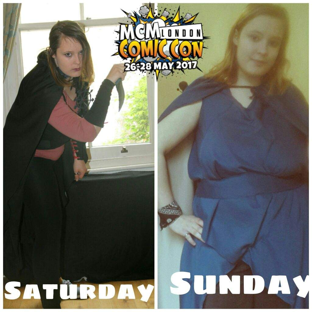 My Cosplays for MCM | Cosplay Amino