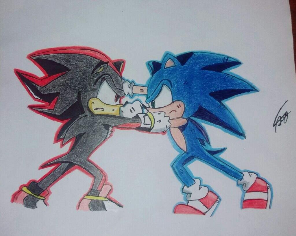Atractivo Sonic Y Colas Para Colorear Composición - Enmarcado Para ...