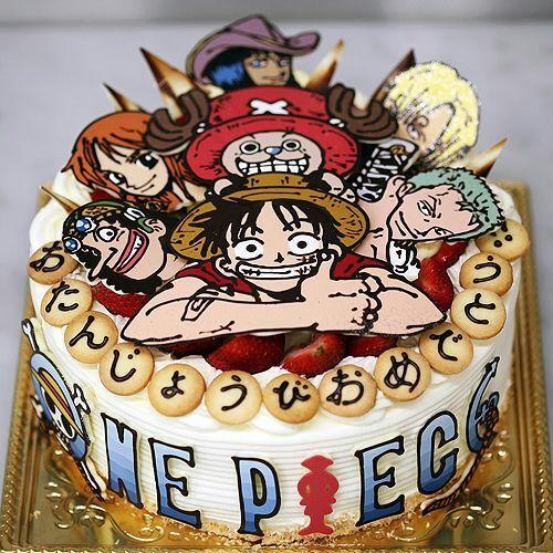 One Piece Happy Birthday