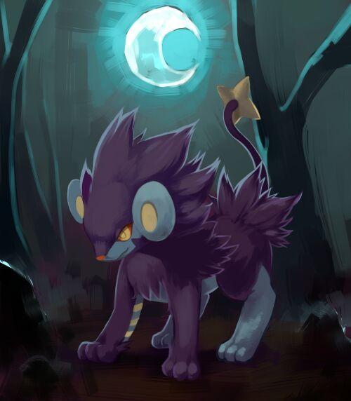 Luxio | Pokémon Wiki | FANDOM powered by Wikia