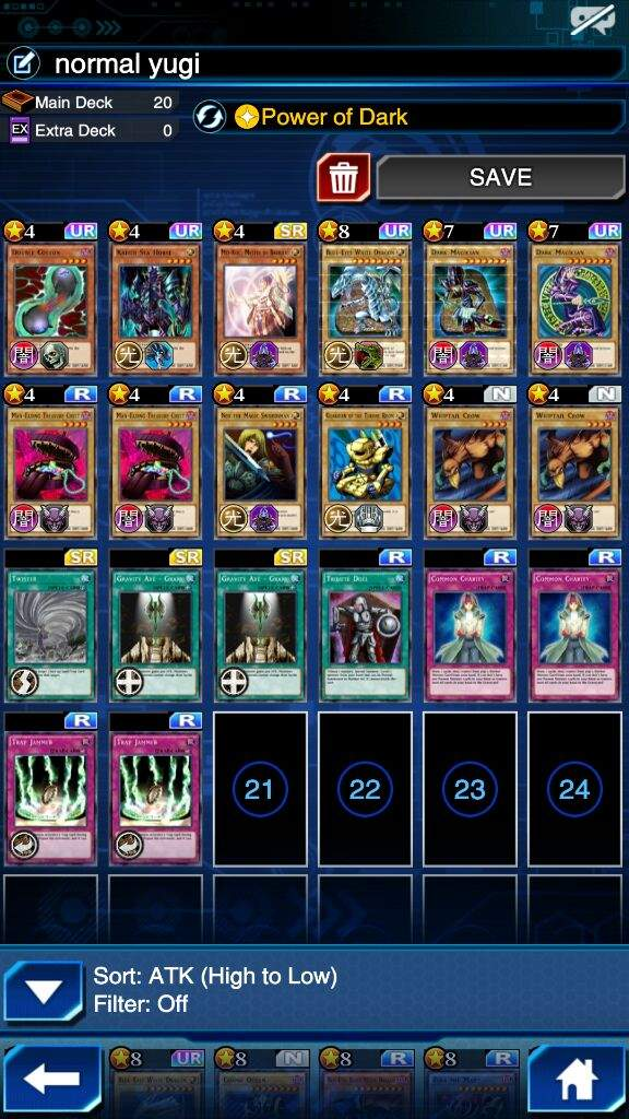 The winner element deck light and dark yu gi oh duel links amino a poll on if you guys wanted light dark or both and you guys really wanted both so i made the element of deck you guys requested so here it is aloadofball Gallery