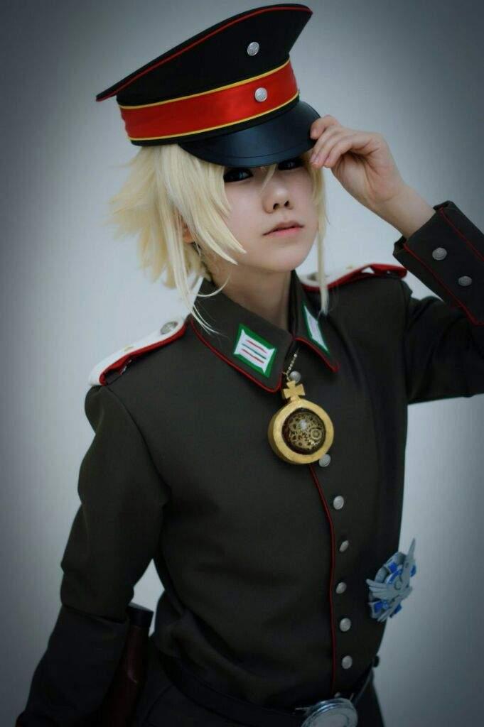 tanya degurechaff   ud83d udc80youjo senki  saga of tanya the evil ud83d udc80  cosplay  part i  ud83d ude0d ud83d udc4c