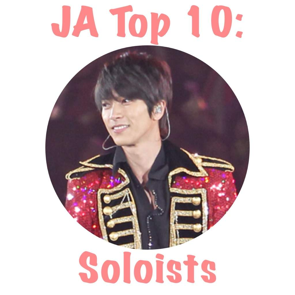 JA Top 10: Your Top 10 Soloists + Bands & Boy Groups Videos
