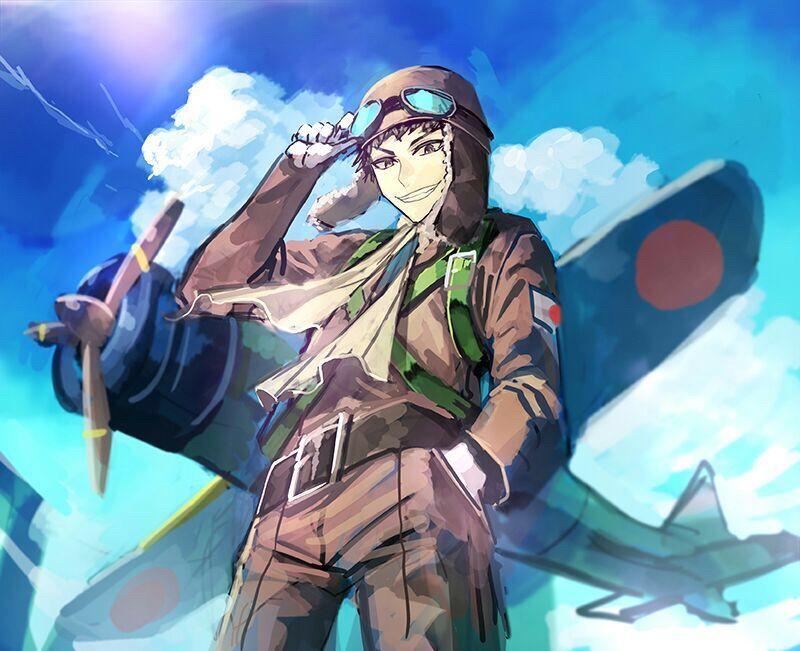Anime ww2 Top 20