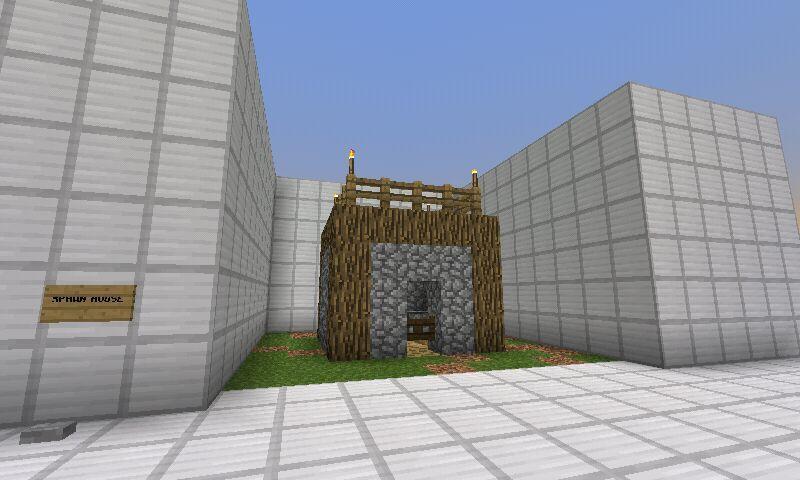 REDSTONE COMMAND BLOCK HOUSE V Minecraft Amino - Minecraft hauser comand