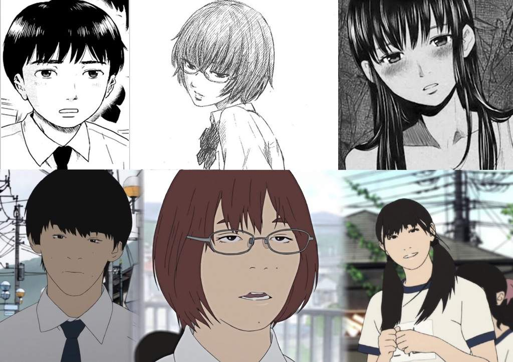 Flowers Of Evil - Aku No Hana   Wiki   Anime Amino