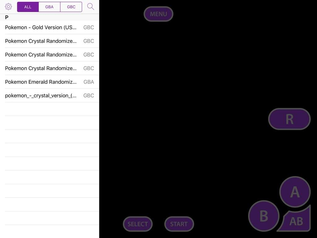 Pokemon ultra violet download gba4ios