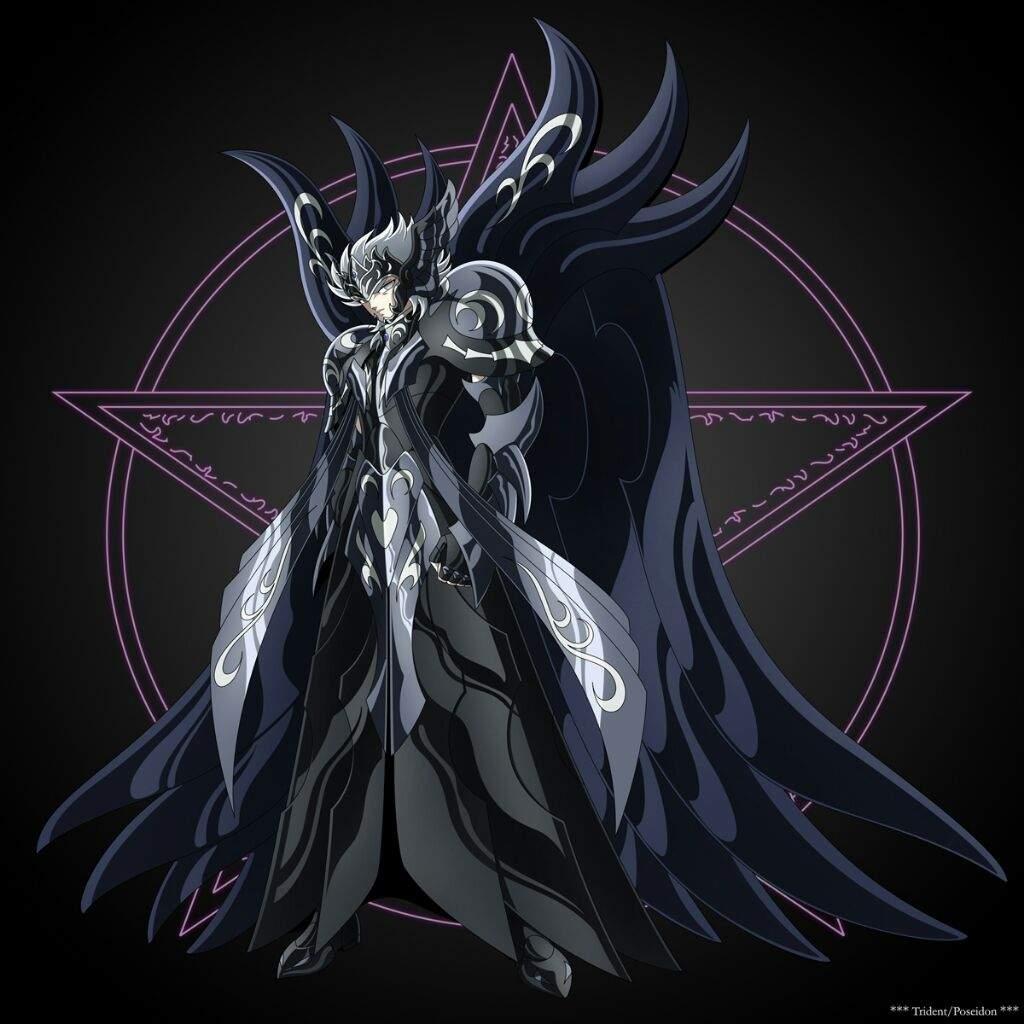 Thanatos (Dios de la muerte) | Wiki | -Saint Seiya Amino- Amino