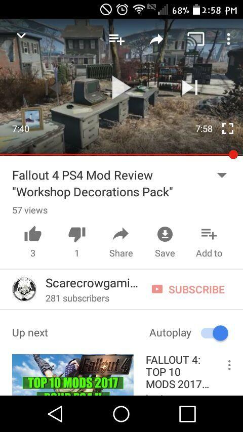 Fallout 4 Decorations Mod