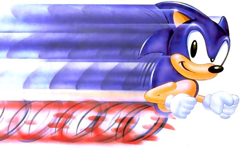 Sonic S Top Speed How Powerful He Really Is 100th Post Special