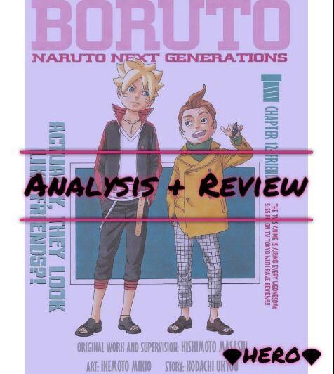 Boruto Chapter 12 | Analysis & Review | Naruto Amino