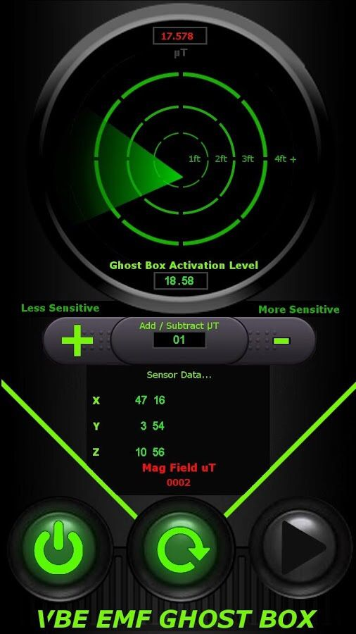 Ghost box pareidolia horror amino for Does ghost hunter m2 app really work