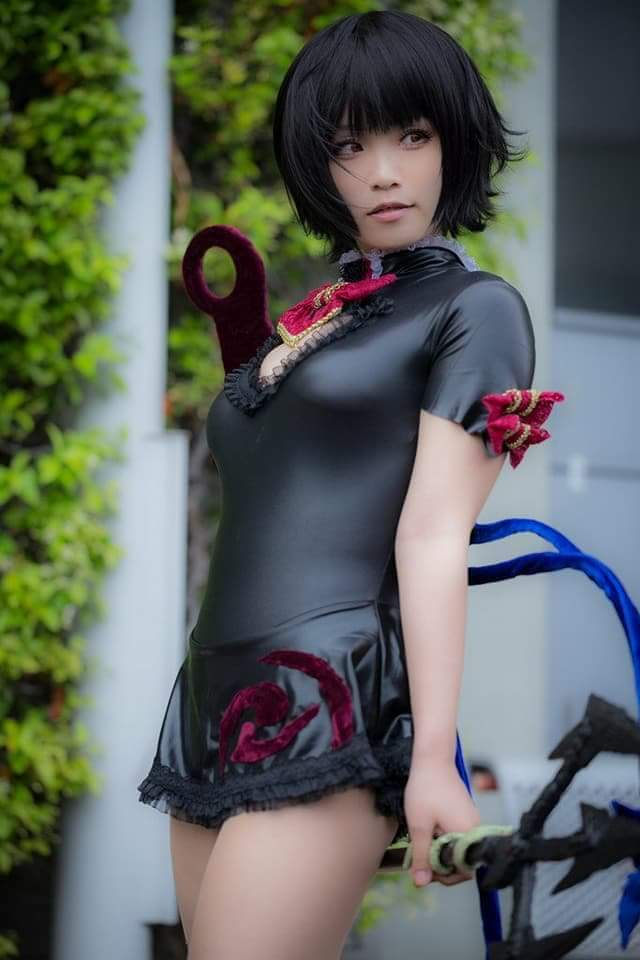 Nue Cosplay | Touhou Project Amino