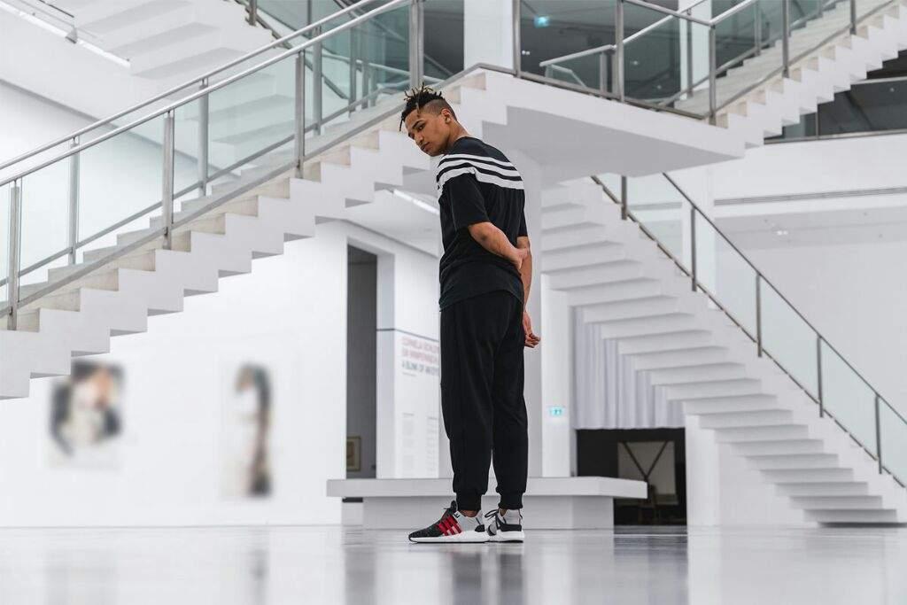 Adidas adidas Originals EQT Racing Adv Sneakers In Aqua Asos