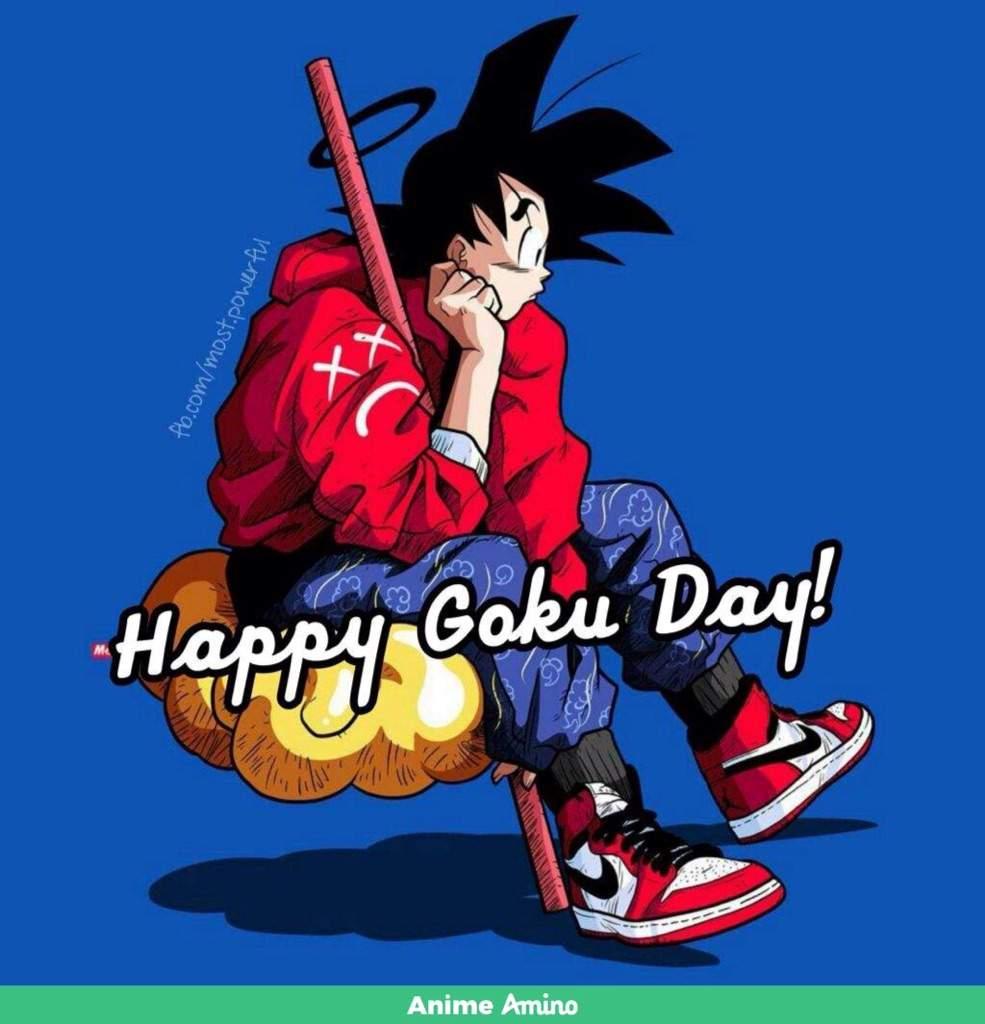 goku birthday Happy Goku Day and Happy Birthday Piccolo! | Anime Amino goku birthday