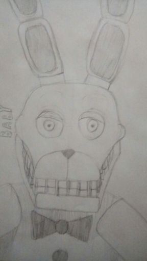 So Enjoy Looking At A Spring Bonnie Drawing And Thats Allwell Bye Oh Yeah Here Is Mr Afton Aminoapps P G2zzxk